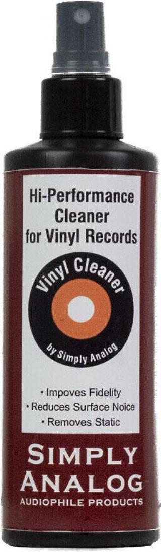 Simply Analog Vinyl Record Cleaner 200 ML Čisticí roztok