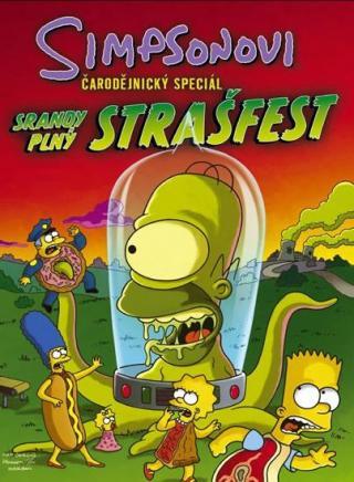 Simpsonovi Srandy plný strašfest -- Čarodějnický speciál