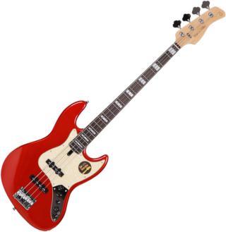 Sire Marcus Miller V7 Alder-4 Bright Metallic Red 2nd Gen  #927537