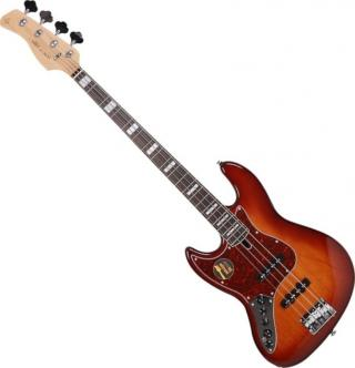 Sire Marcus Miller V7 Alder-4 Lefty Tobacco Sunburst 2nd Gen 2019