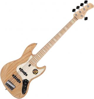 Sire Marcus Miller V7 Swamp Ash-5 Natural 2nd Gen