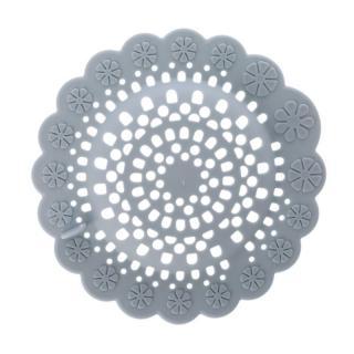 Sítko do odtoku tvar květiny Barva: modrá