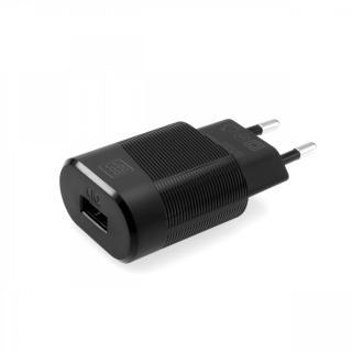 Síťová nabíječka BonBon s USB výstupem 10W black