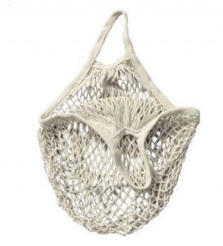 Síťová taška na nákupy - 5 barev Barva: bílá
