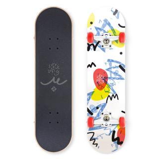Skateboard Street Surfing Street Skate 31 Wall Writer II