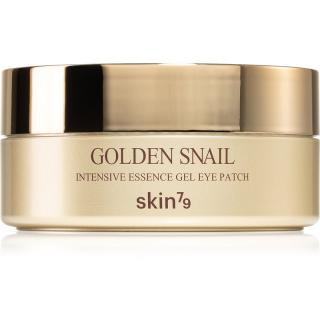 Skin79 Golden Snail revitalizační hydrogelová maska se šnečím extraktem na oční okolí 60 ks dámské 60 ks