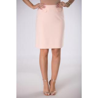 skirt with vertical stitching dámské Neurčeno 36