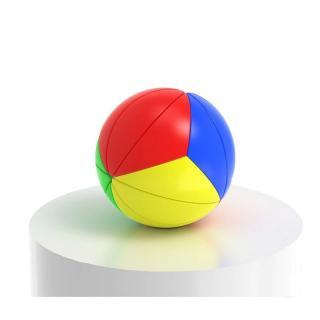 Skládací barevný míč