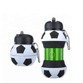Skládací cestovní lahev fotbalový míč