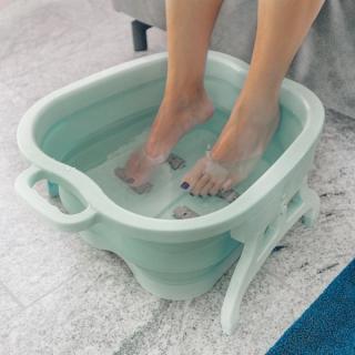 Skládatelná vanička pro koupel nohou
