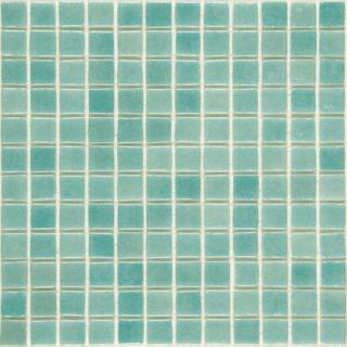 Skleněná mozaika Mosavit Brumas 30x30 cm lesk BR3001 zelená