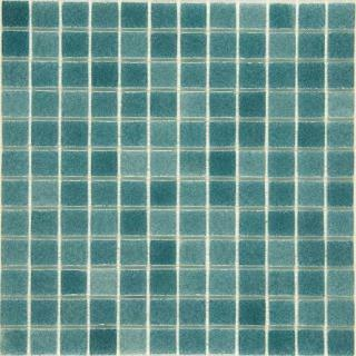 Skleněná mozaika Mosavit Brumas 30x30 cm lesk BR3003ANTISLIP zelená
