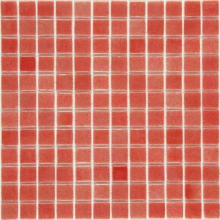 Skleněná mozaika Mosavit Brumas 30x30 cm lesk BR9003 červená