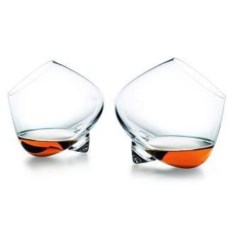 Sklenice na whisky s hrotem
