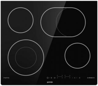 Sklokeramická deska sklokeramická varná deska gorenje ect643syb