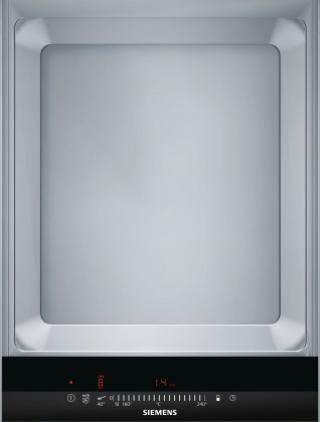 Sklokeramická deska vestavný gril siemensteppanyaki, et475fyb1e, 40cm