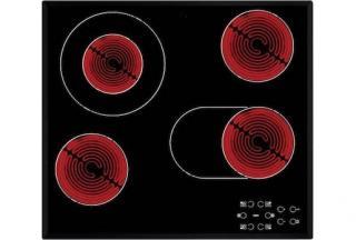 Sklokeramická varná deska Whirlpool černá AKT8190BA černá černá