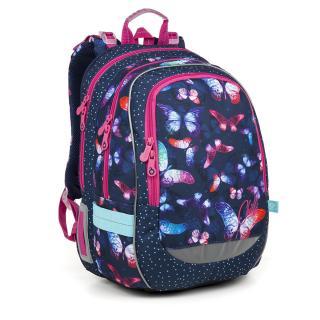 Školní batoh Topgal CODA 18045 G,Školní batoh Topgal CODA 18045 G dámské 41 cm
