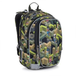 Školní batoh Topgal MIRA 20046 B,Školní batoh Topgal MIRA 20046 B pánské 41 cm