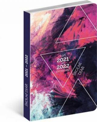 Školní diář Abstrakt /září 2021 – prosinec 2022/