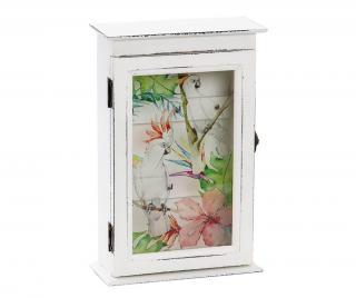 Skříňka na klíče Parrot Vícebarevná
