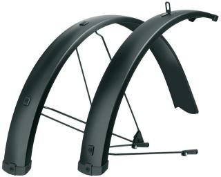 SKS Bluemels 75 U Mudguards 27,5-29 56-66 Black Set