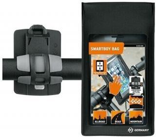 SKS SmartBoy SmartPhone Universal Mount Black