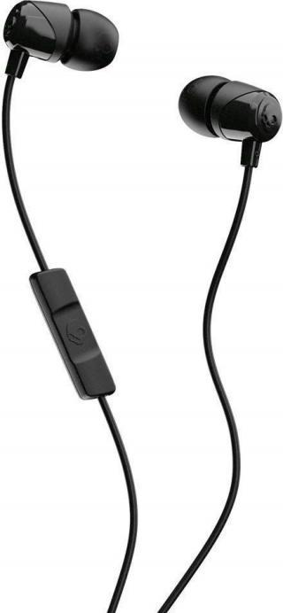Skullcandy JIB Earbuds with Microphone Black/Black/Black