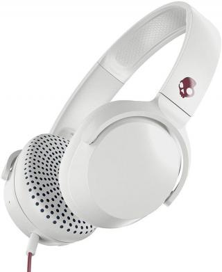 Skullcandy Riff On-Ear Headphone Vice/Gray/Crimson White