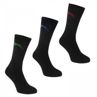 Slazenger 5 Pack Crew Socks Mens pánské Bright Asst | Other Mens 7-11