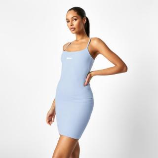 Slazenger x Sophia & Cinzia Strappy Bodycon Mini Dress dámské Other XXS