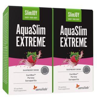 SlimJOY AquaSlim EXTREME   1 1 ZDARMA   Nový WaterOut   Nejrychlejší způsob, jak shodit kilogramy   Program na 20 dní   Sensilab