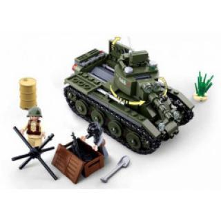 SLUBAN - WWII Tank BT-7