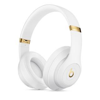 Sluchátka Beats Studio3 Wireless Headphones, bílá