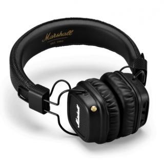 Sluchátka MARSHALL Major II Black Bluetooth, černá