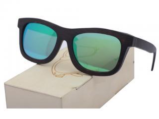 Sluneční retro brýle - 5 barev Barva: zelená