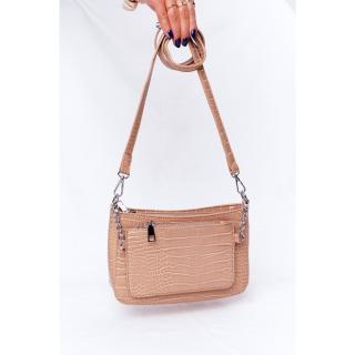 Small Shoulder Bag With A Sachet Paris Beige dámské Neurčeno UNIVERZÁLNÍ