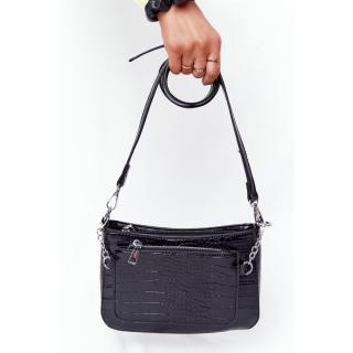 Small Shoulder Bag With A Sachet Paris Black dámské Neurčeno UNIVERZÁLNÍ
