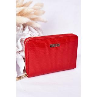 Small Wallet Big Star HH674008 Red dámské Neurčeno UNIVERZÁLNÍ