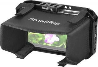 SmallRig Cage for SmallHD 501-502 Monitor Hood Black