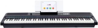 Smart piano The ONE Smart Keyboard Pro Black