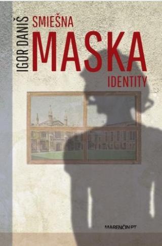 Smiešna maska identity - Daniš Igor