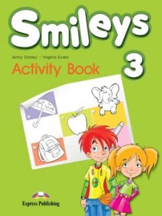 Smiles 3 - Activity book   ieBook - Jenny Dooley, Virginia Evans