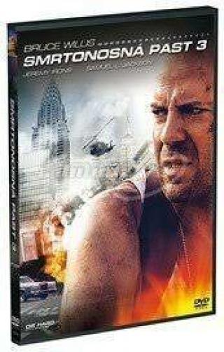 Smrtonostná past 3 - DVD