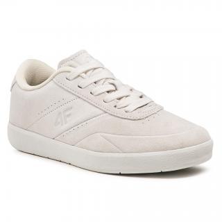 Sneakersy 4F - D4L21-OBML200 27S pánské Bílá 40