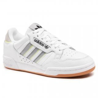 Sneakersy adidas - Continental 80 Stripes Ftwwht/Gretwo/Sefrye pánské Bílá 36