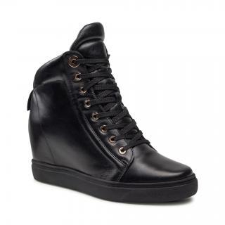 Sneakersy BADURA - FAMA2-11 Black dámské Černá 40