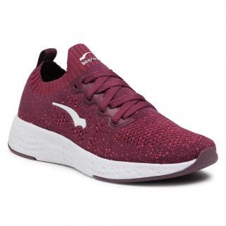 Sneakersy BAGHEERA - Destiny 86477-25 C5441 Plum/Pink dámské Bordó 41