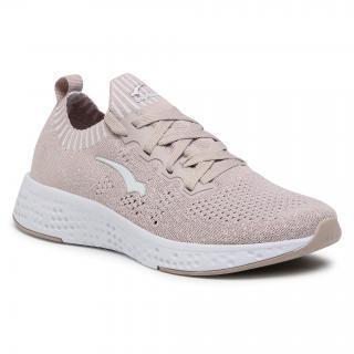 Sneakersy BAGHEERA - Destiny 86477-33 C8108 Sand/White dámské Béžová 37