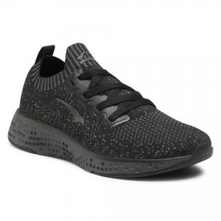 Sneakersy BAGHEERA - Destiny 86477-58 C0102 Black/Dark Grey dámské Černá 41
